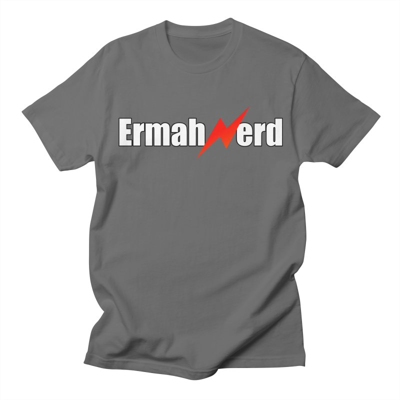 ERMAHNERD Men's T-Shirt by The Nerd Collaborative Universe