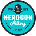 Logo for Nerdgon Alley