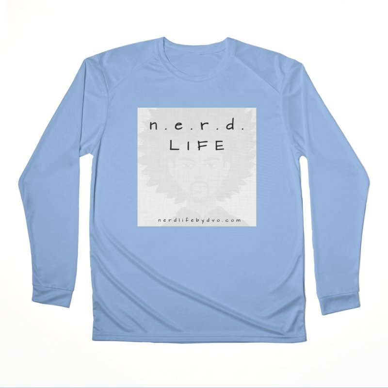 n.e.r.d. hunter Men's Longsleeve T-Shirt by nerdlifebydvo's Artist Shop