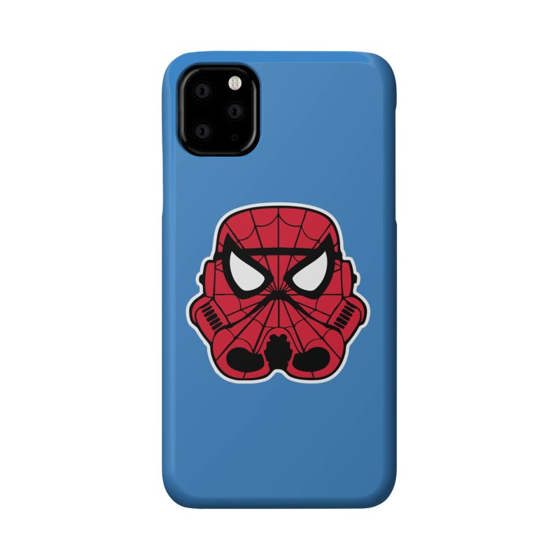 Spider-Trooper Accessories Phone Case by nerdmost's Artist Shop