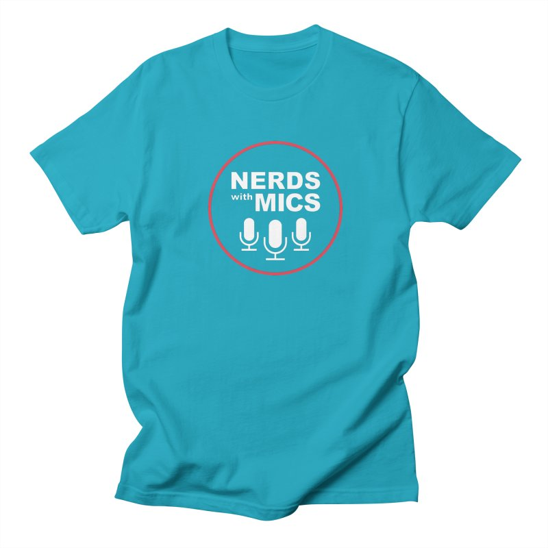Nerds with Mics Logo Women's Unisex T-Shirt by Nerds with Mics Official Store