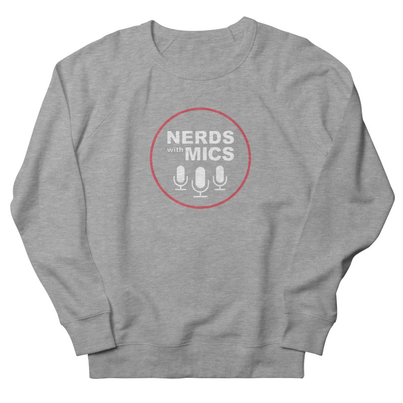 Nerds with Mics Logo Men's Sweatshirt by Nerds with Mics Official Store