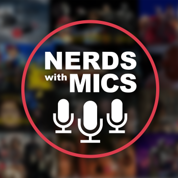 Nerds with Mics Official Store Logo
