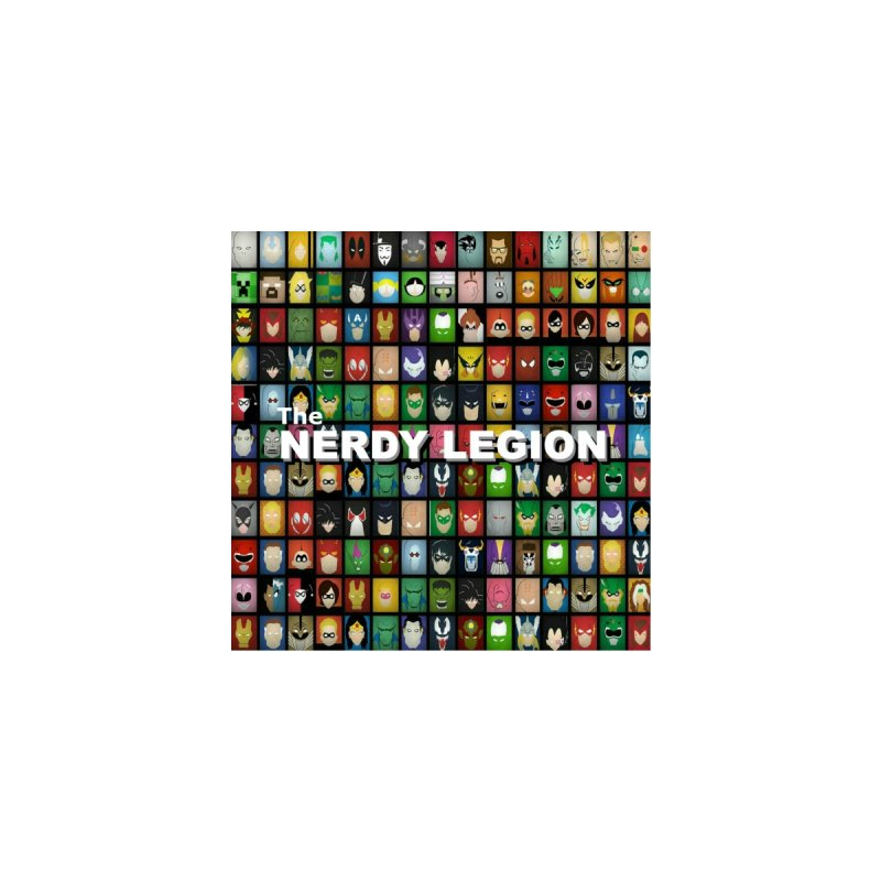 Nerdy Legion Men's T-Shirt by Nerdy Legion Shop