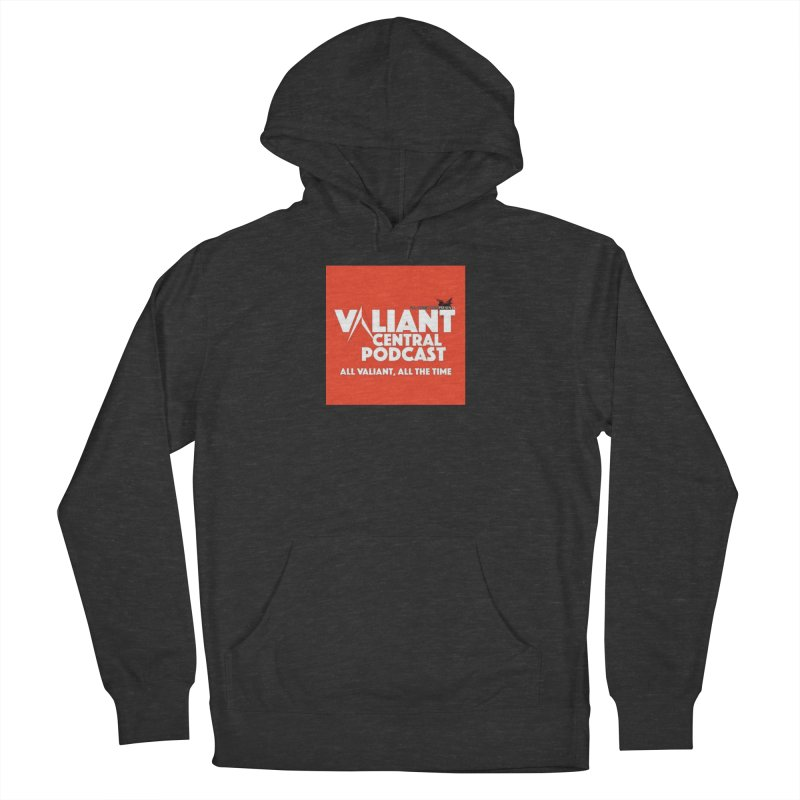 Valiant Central Podcast Women's Pullover Hoody by Nerdy Legion Shop