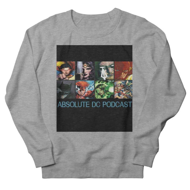 Absolute DC Men's Sweatshirt by Nerdy Legion Shop