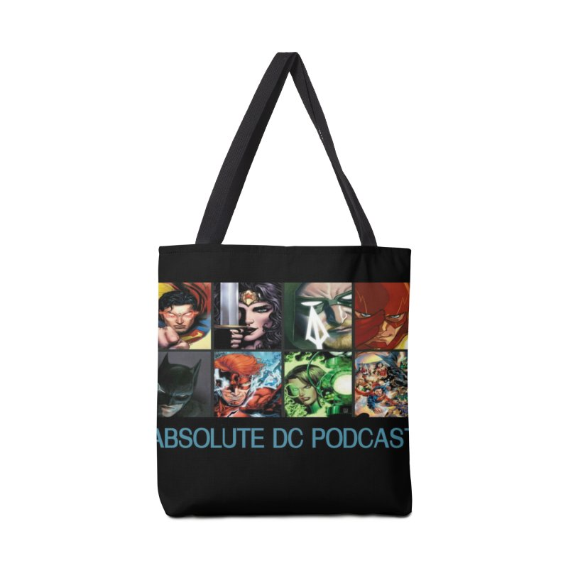 Absolute DC Accessories Bag by Nerdy Legion Shop