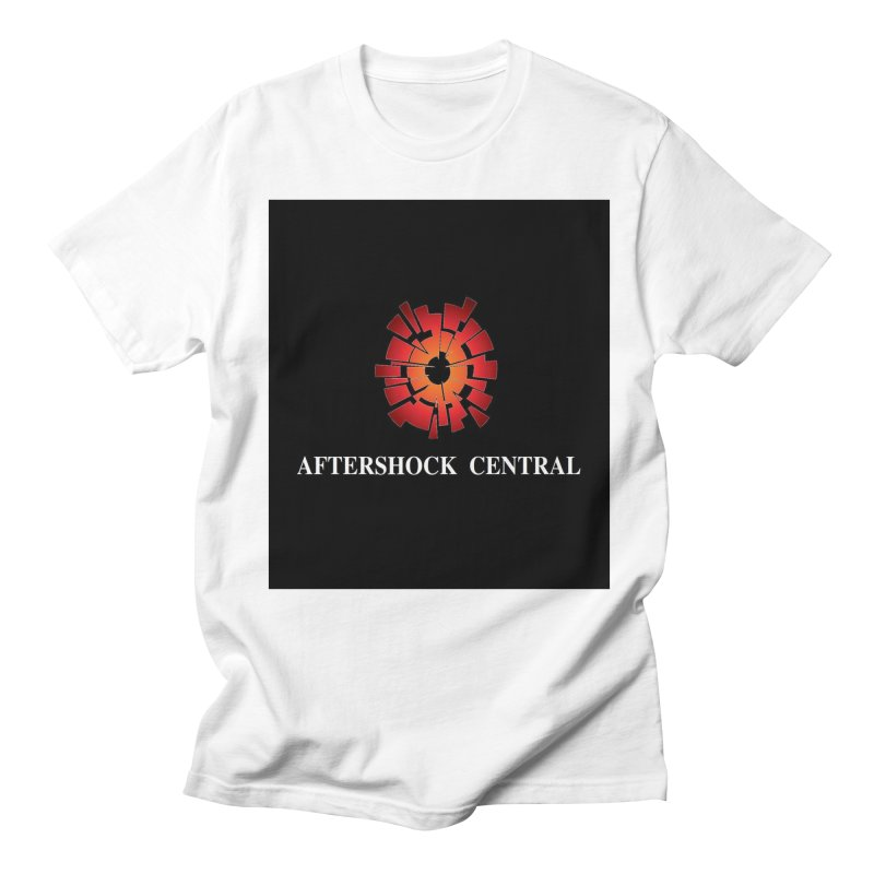 Aftershock Central Men's T-Shirt by Nerdy Legion Shop