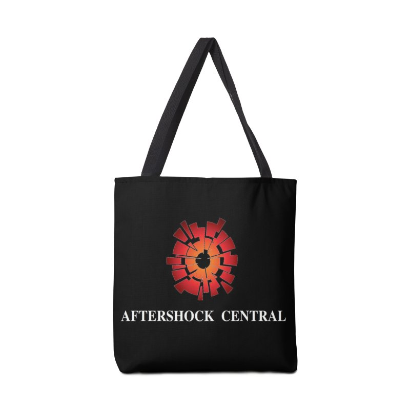 Aftershock Central Accessories Bag by Nerdy Legion Shop