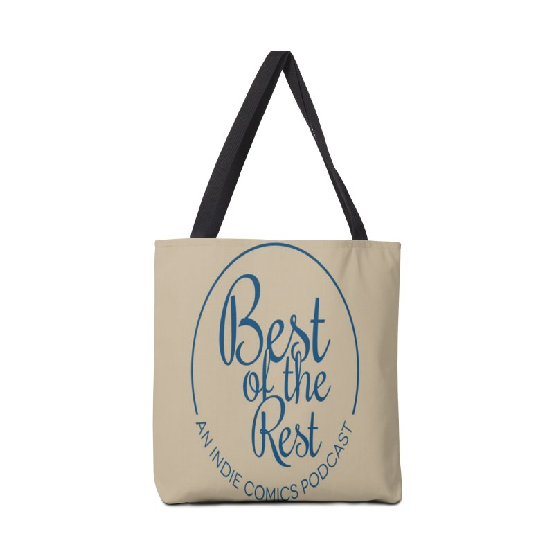 Best of the Rest Accessories Tote Bag Bag by Nerdy Legion Shop