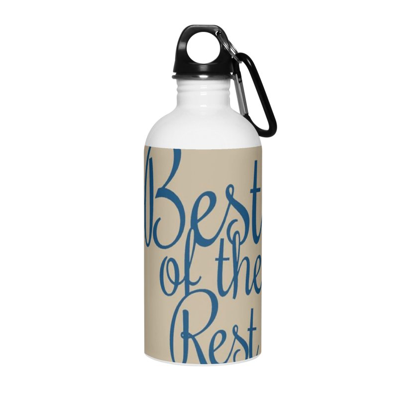 Best of the Rest Accessories Water Bottle by Nerdy Legion Shop