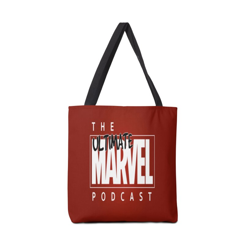 Ultimate Marvel Podcast Accessories Bag by Nerdy Legion Shop