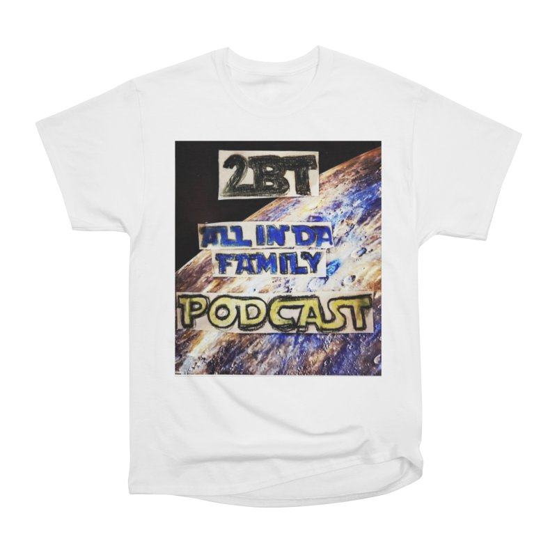 2BT Men's Heavyweight T-Shirt by Nerdy Legion Shop