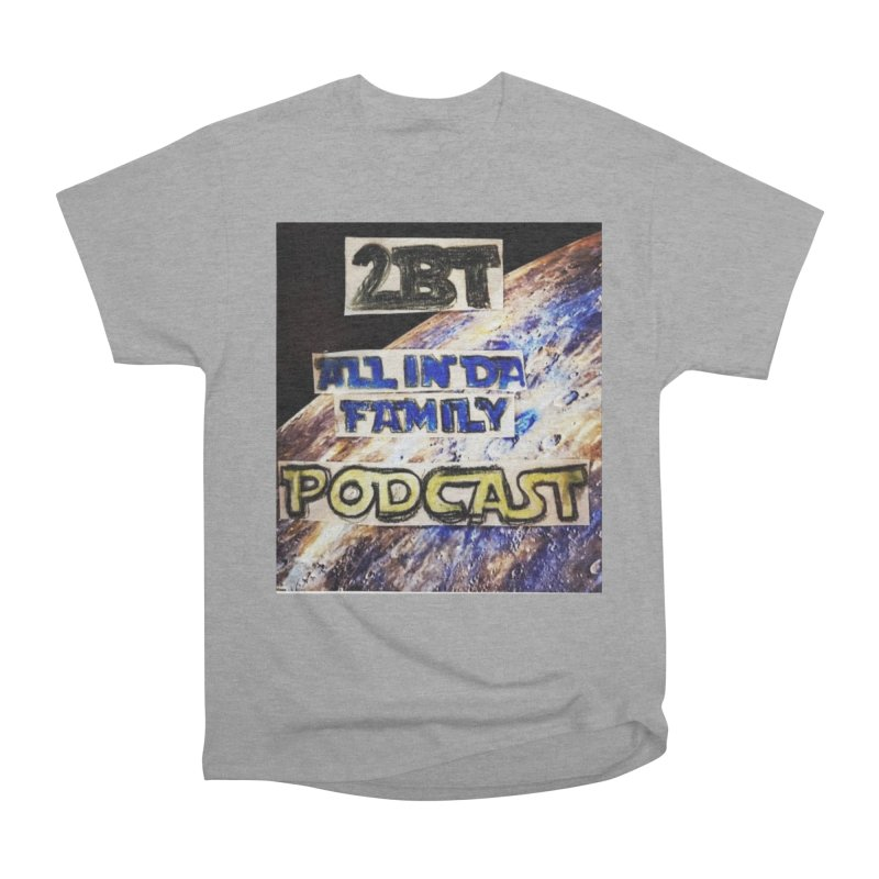 2BT Women's Heavyweight Unisex T-Shirt by Nerdy Legion Shop