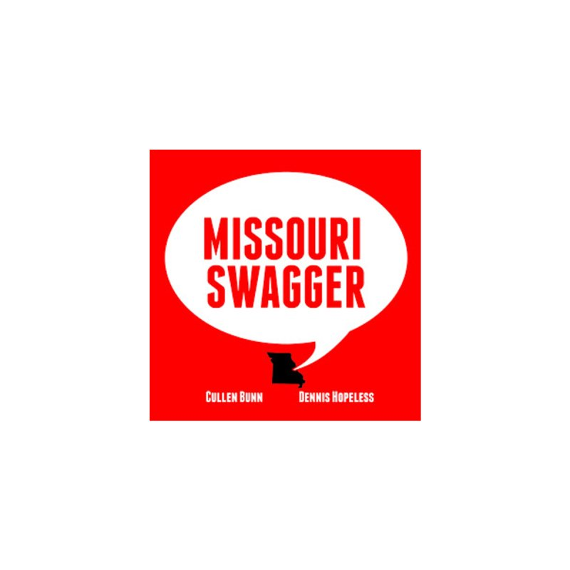 Missouri Swagger Men's T-Shirt by Nerdy Legion Shop