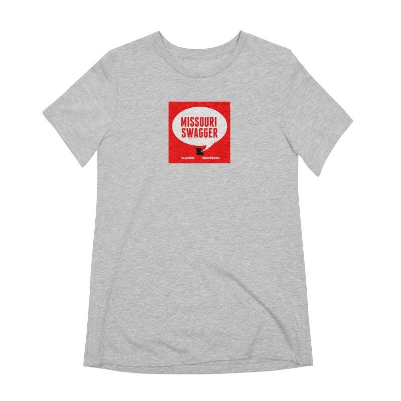 Missouri Swagger Women's Extra Soft T-Shirt by Nerdy Legion Shop