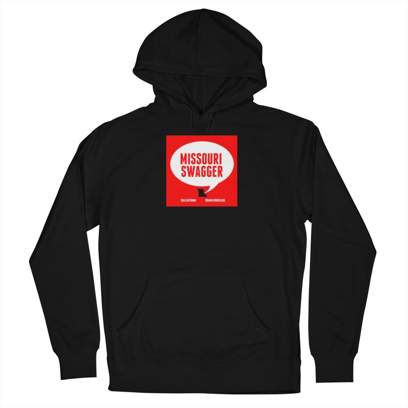 Missouri Swagger Men's French Terry Pullover Hoody by Nerdy Legion Shop