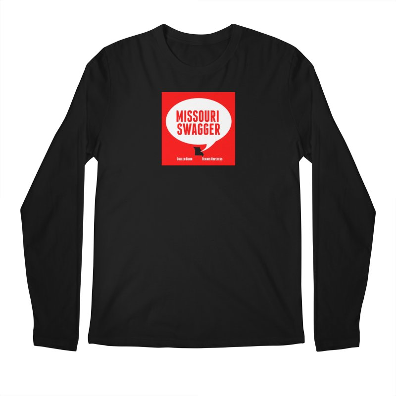 Missouri Swagger Men's Longsleeve T-Shirt by Nerdy Legion Shop