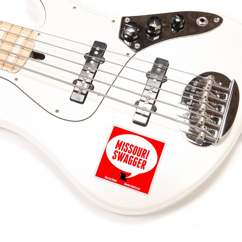 Missouri Swagger Accessories Sticker by Nerdy Legion Shop