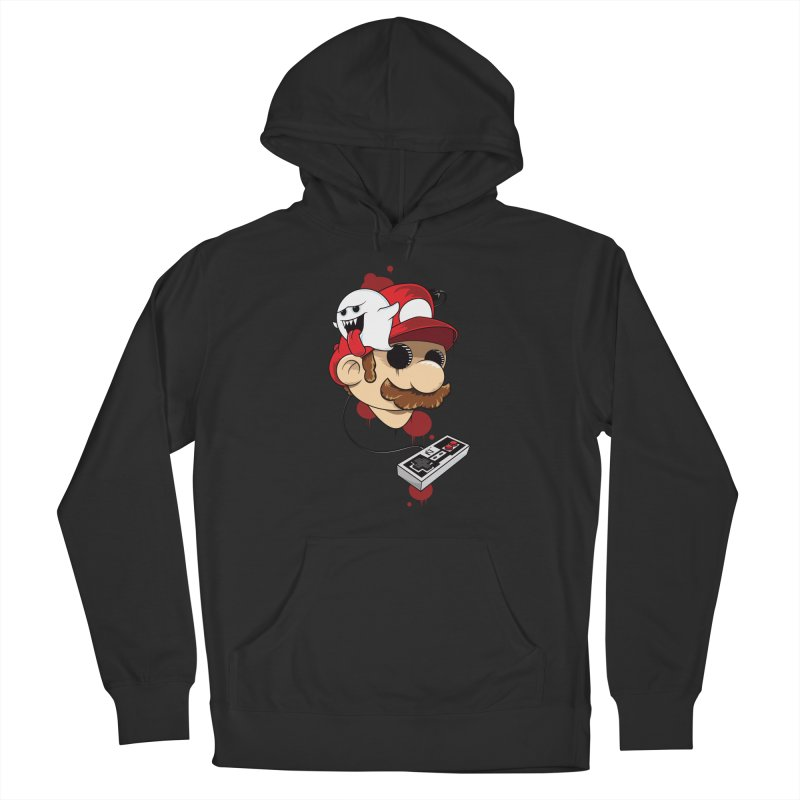 Eye See Boo Men's Pullover Hoody by McGarry Design