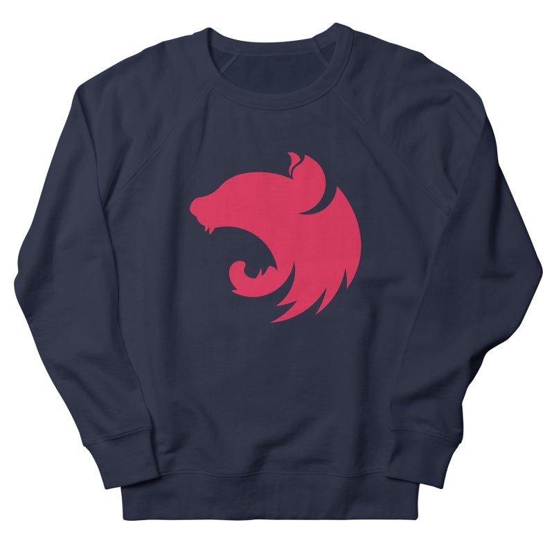 Logo in Men's French Terry Sweatshirt Navy by The NestJS Shop