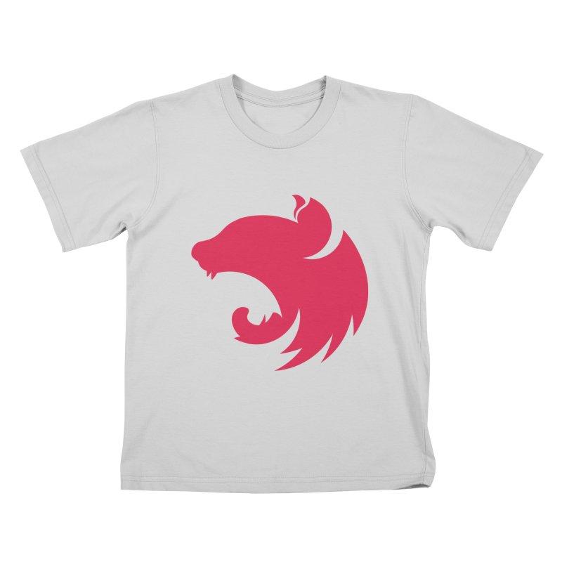 Logo Kids T-Shirt by The NestJS Shop