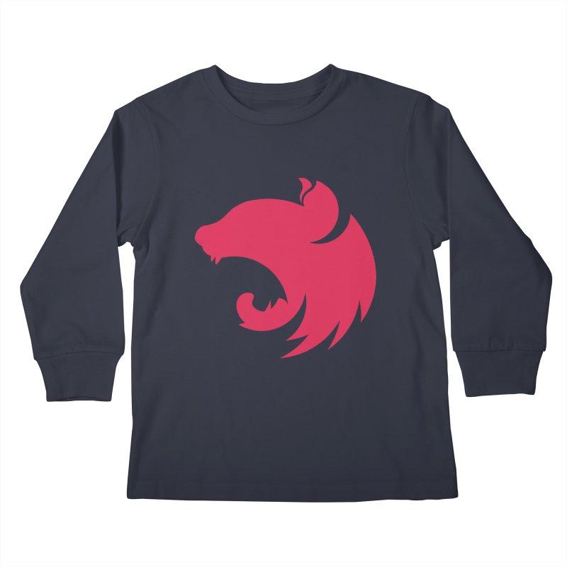 Logo Kids Longsleeve T-Shirt by The NestJS Shop