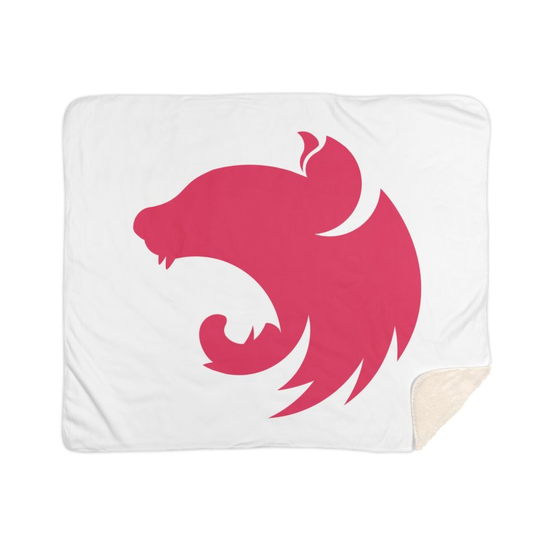 Logo Home Blanket by The NestJS Shop