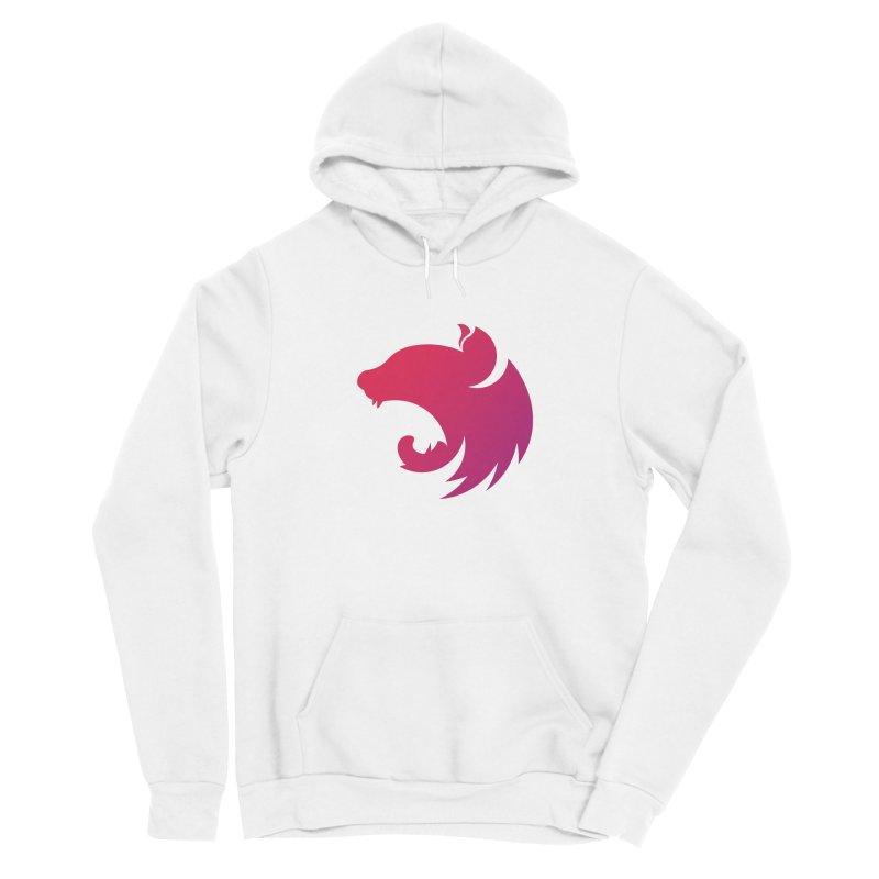Logo gradient Women's Pullover Hoody by The NestJS Shop
