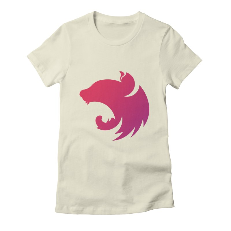 Logo gradient Women's T-Shirt by The NestJS Shop