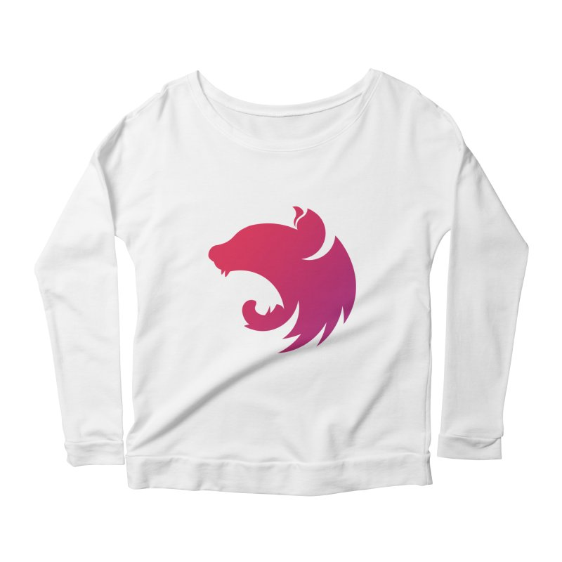 Logo gradient Women's Longsleeve T-Shirt by The NestJS Shop
