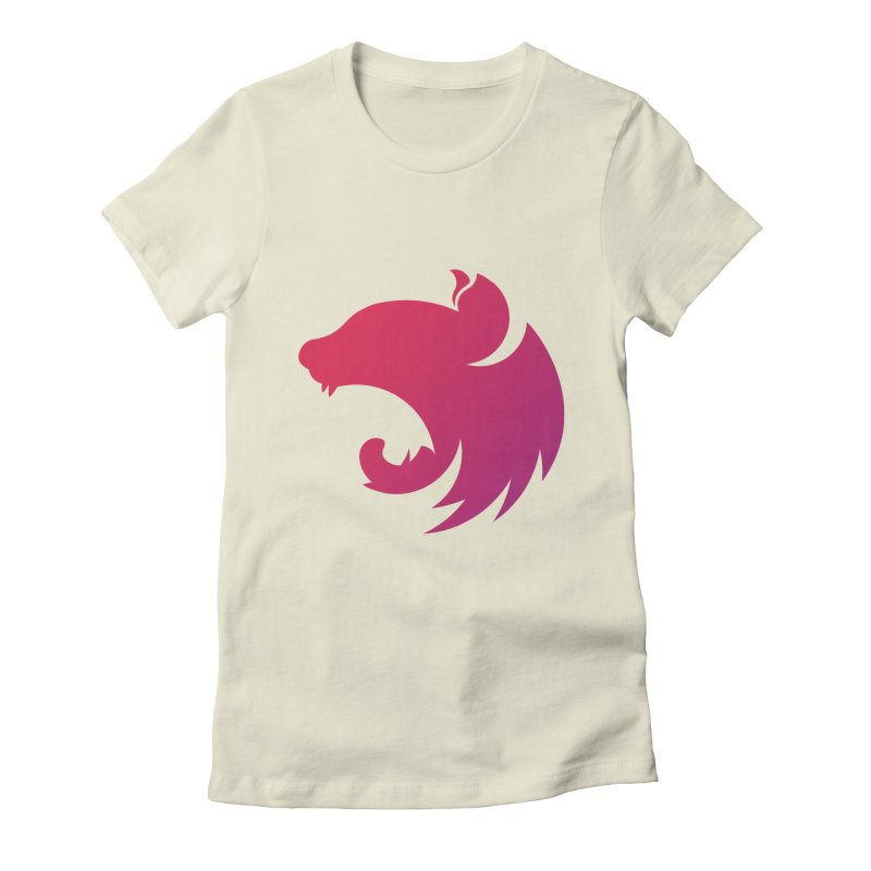 Logo gradient Women's T-Shirt by The NestJS Shop