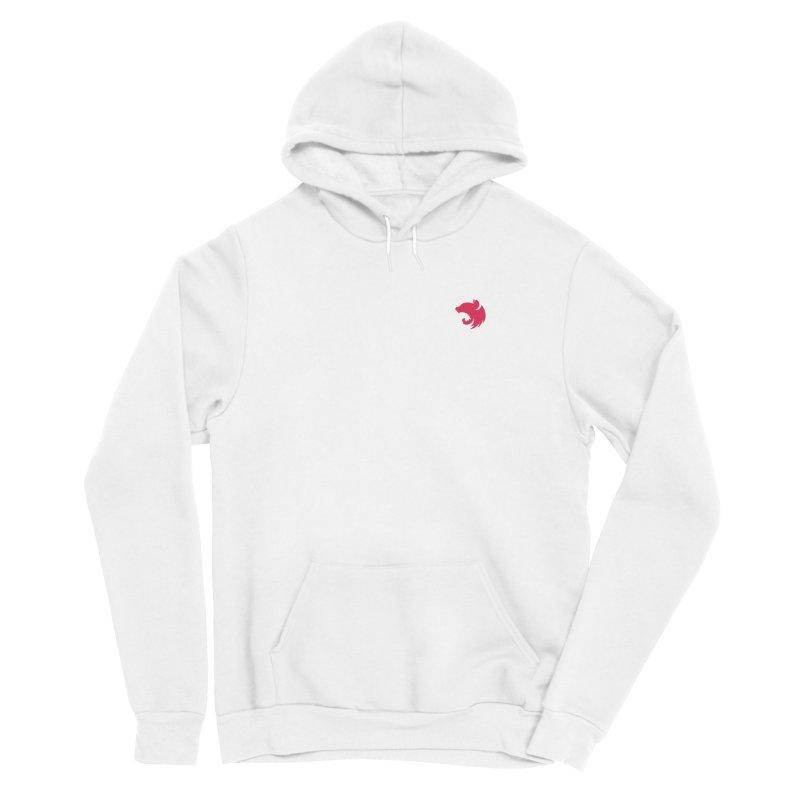 Logo (small) Men's Pullover Hoody by The NestJS Shop
