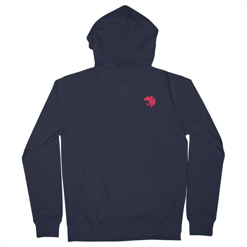 Logo (small) Women's Zip-Up Hoody by The NestJS Shop