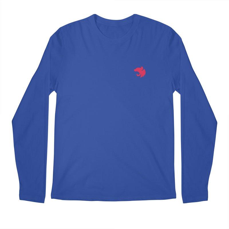 Logo (small) Men's Regular Longsleeve T-Shirt by The NestJS Shop