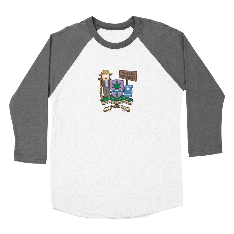 TLC Women's Longsleeve T-Shirt by Designs by Ryan McCourt