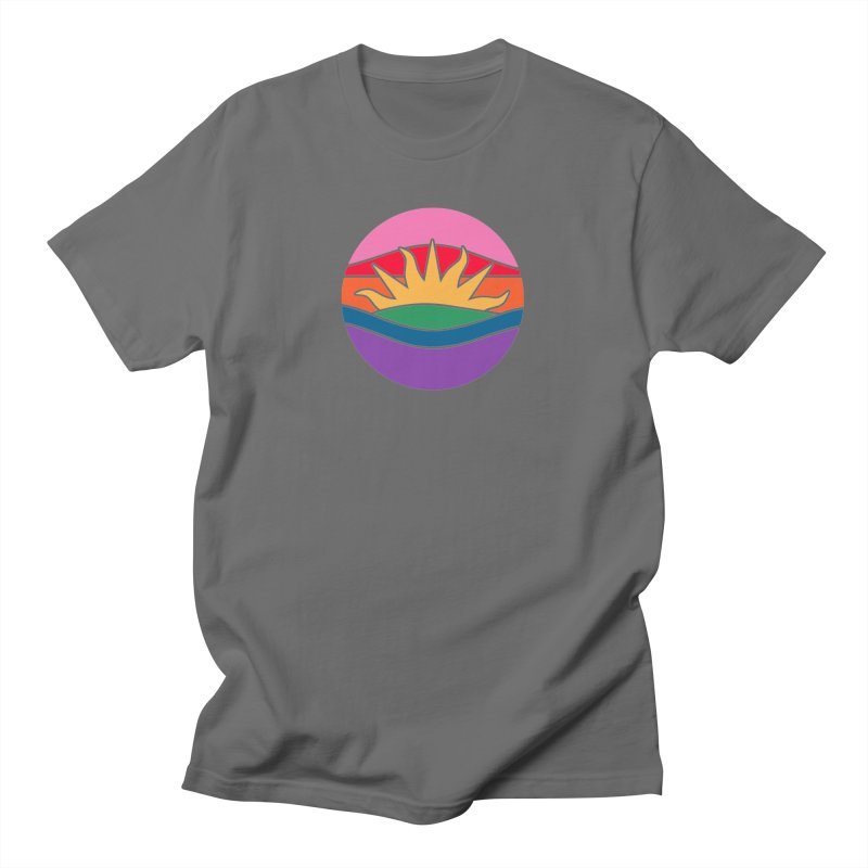 YEG PRIDE! Men's T-Shirt by Designs by Ryan McCourt