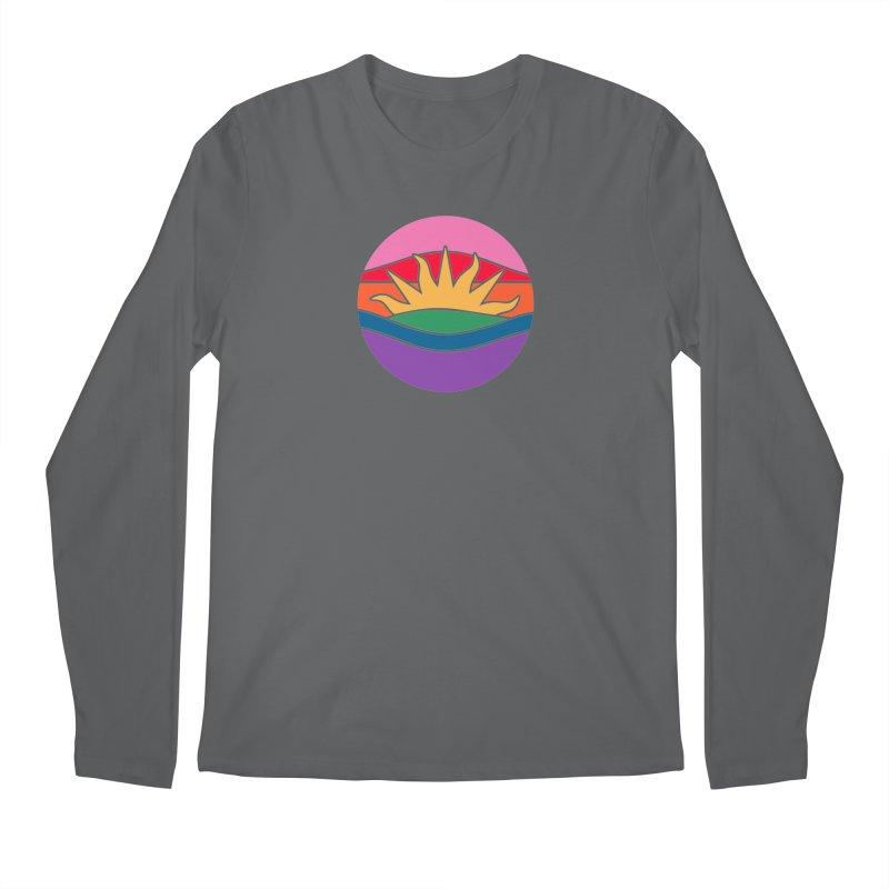 YEG PRIDE! Men's Longsleeve T-Shirt by Designs by Ryan McCourt