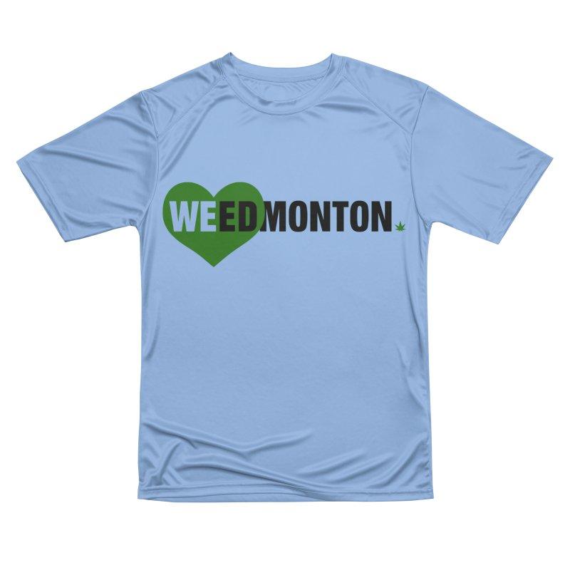 Weedmonton Women's T-Shirt by Designs by Ryan McCourt