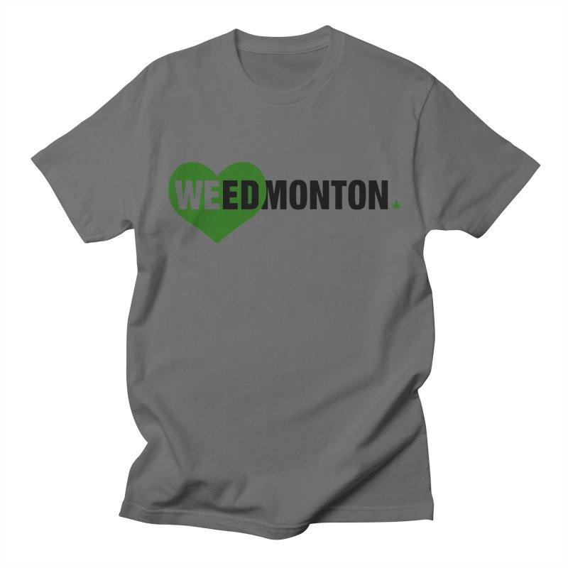 Weedmonton Men's T-Shirt by Designs by Ryan McCourt