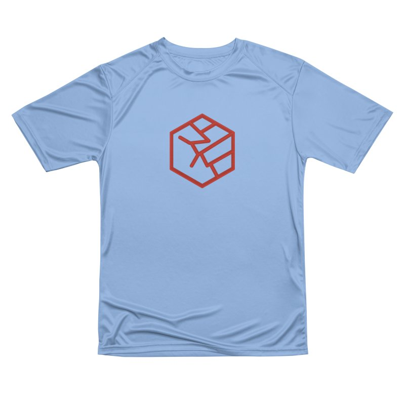 Hexagon Fist Women's T-Shirt by Designs by Ryan McCourt