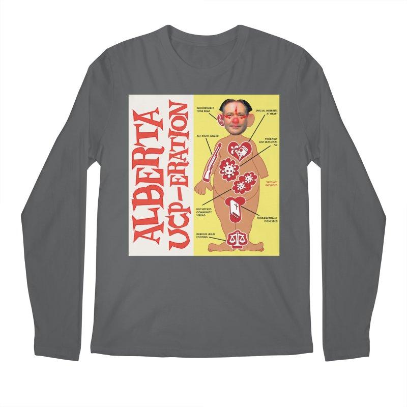 Alberta UCP-ERATION Men's Longsleeve T-Shirt by Designs by Ryan McCourt