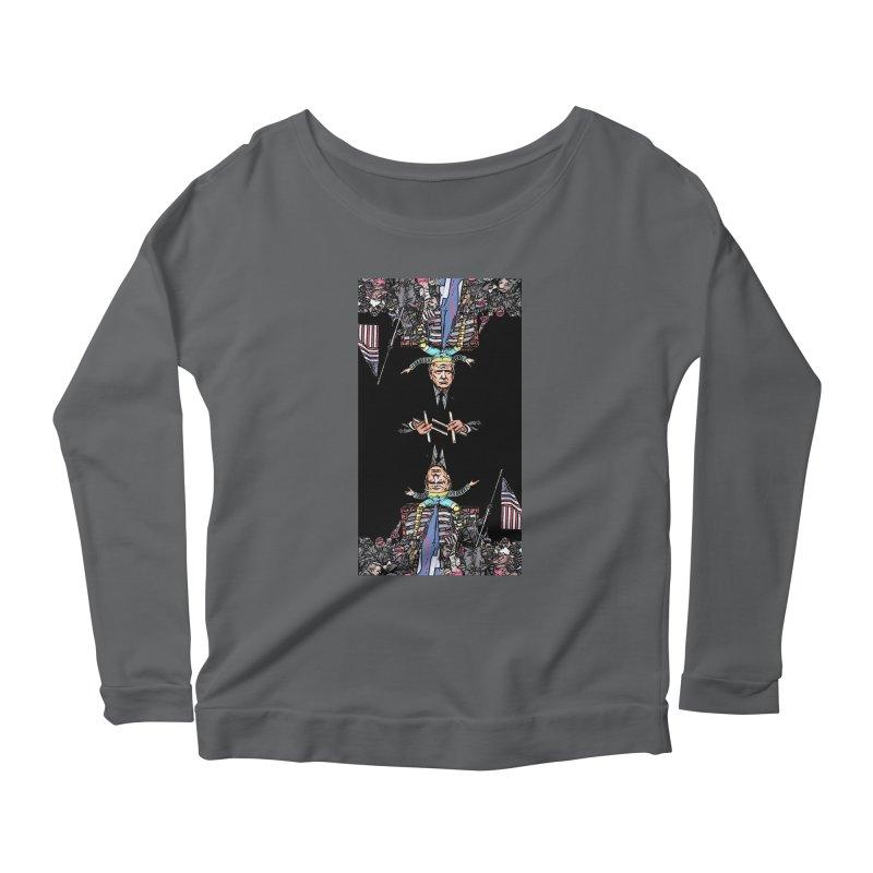 The Lord of Misrule (Trumpty Dumpty) Women's Longsleeve T-Shirt by Designs by Ryan McCourt
