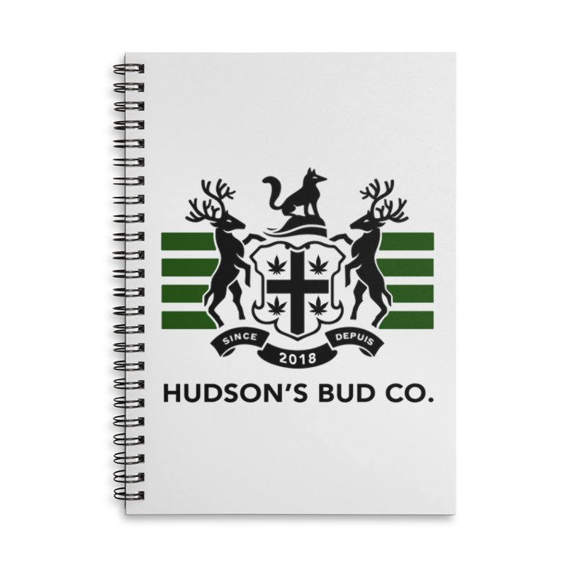 HBC Accessories Notebook by Designs by Ryan McCourt
