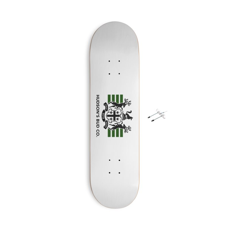HBC Accessories Skateboard by Designs by Ryan McCourt