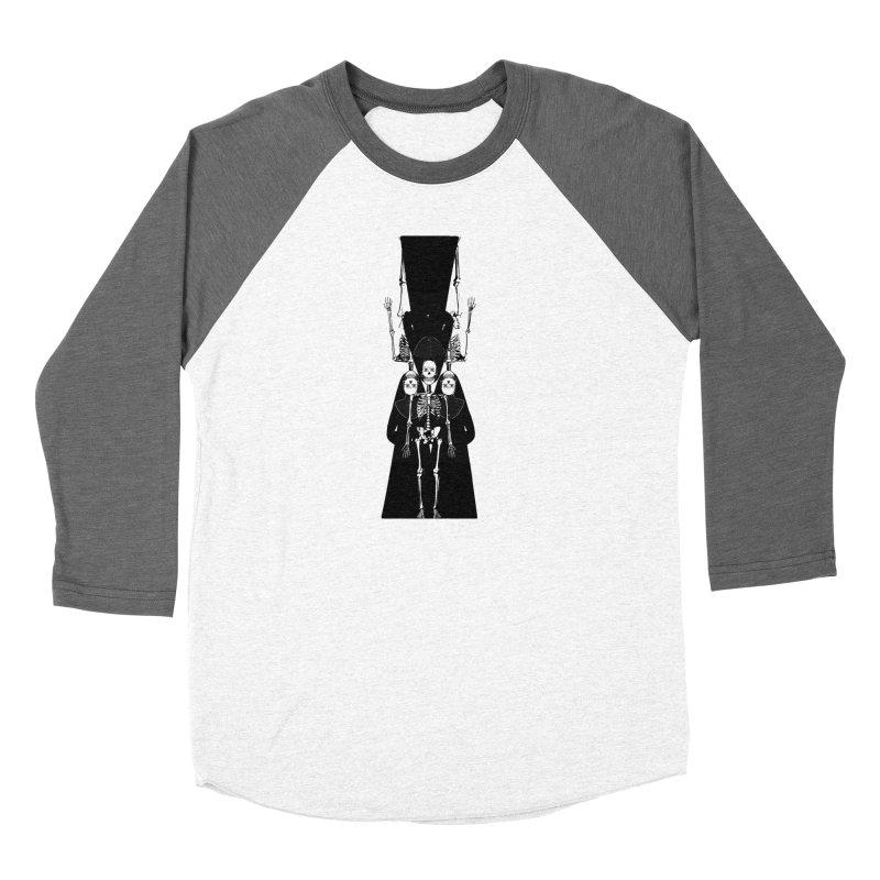 Holy Terror Women's Longsleeve T-Shirt by Designs by Ryan McCourt