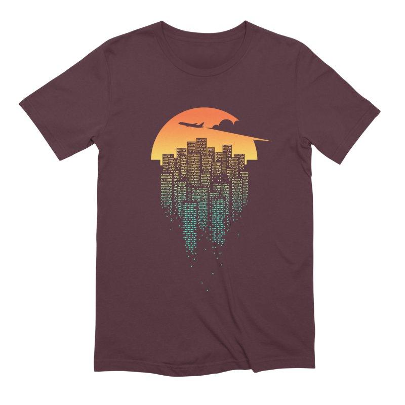 So Goodbye Men's Extra Soft T-Shirt by netralica