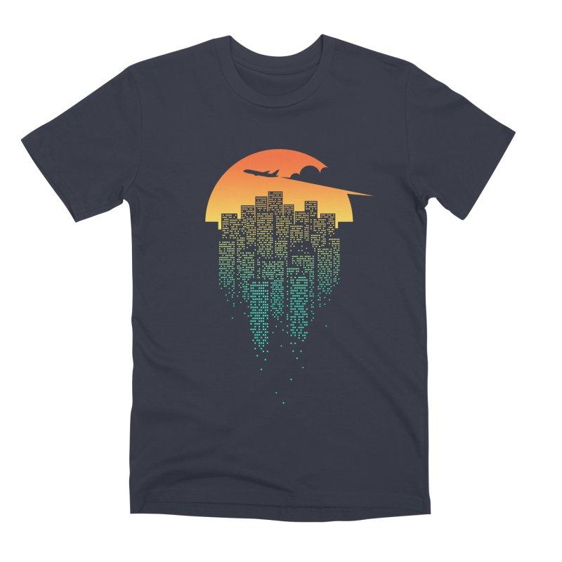 So Goodbye Men's Premium T-Shirt by netralica