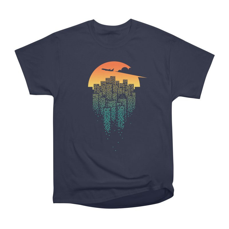 So Goodbye Men's Heavyweight T-Shirt by netralica's Artist Shop
