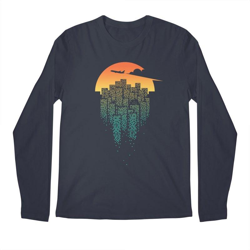 So Goodbye Men's Regular Longsleeve T-Shirt by netralica